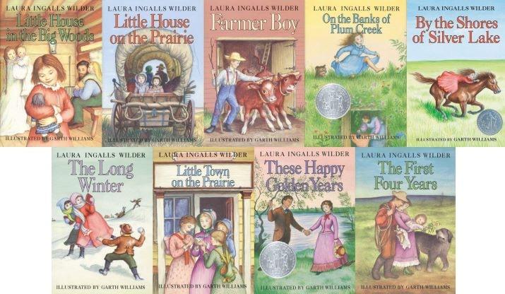 Laura Wilder Books